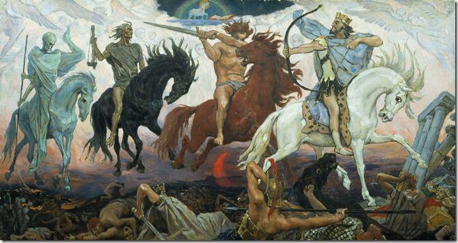天啟四騎士