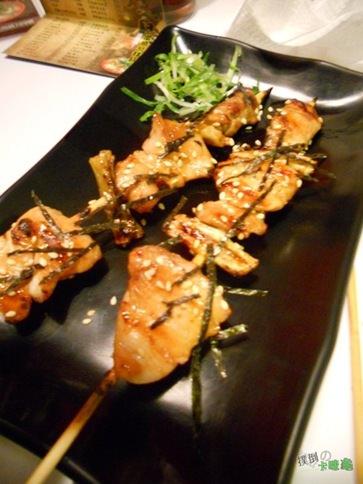 燒鳥雞肉串